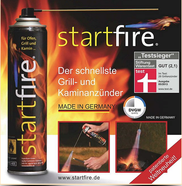 startfire