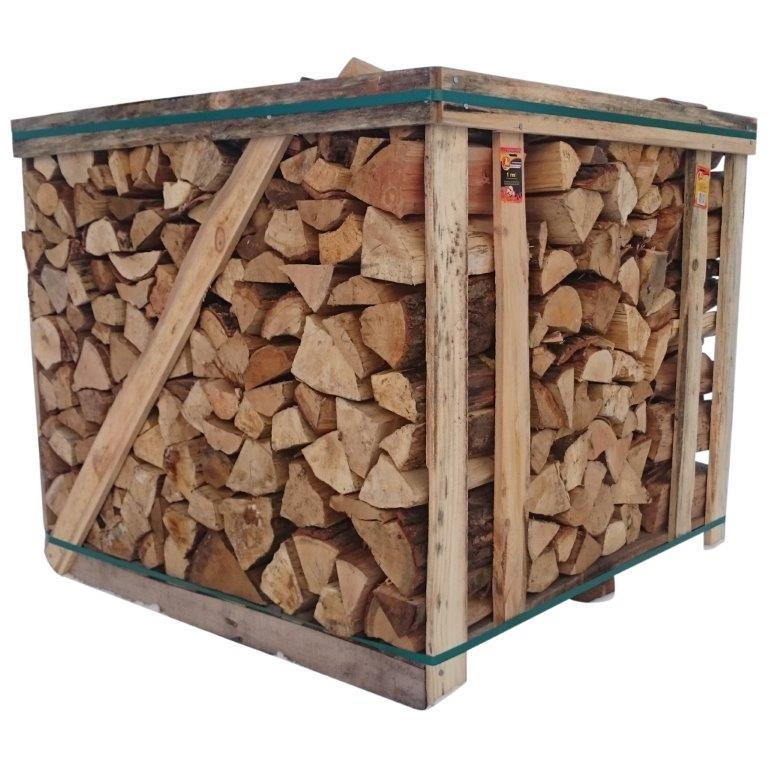 Brennholz und Kaminholz (Raummeter)